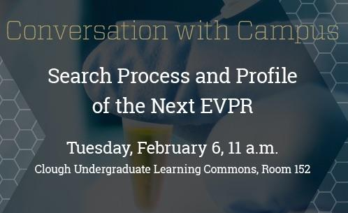 Conversation with Campus - EVPR Search