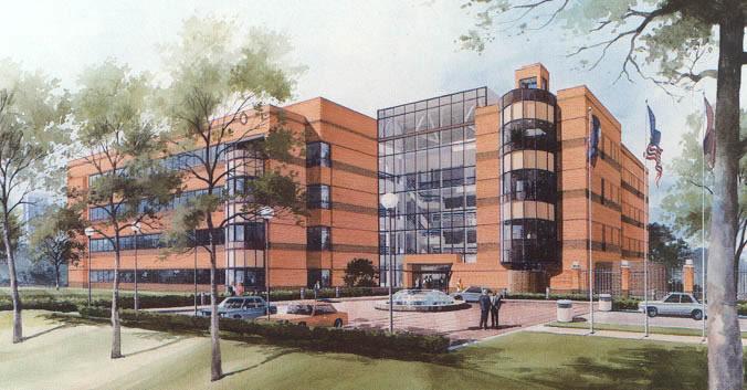 Paper Tricentennial Building