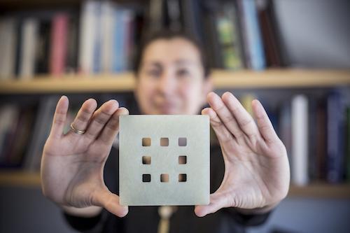 Kyriaki Kalaitzidou - nanocellulose