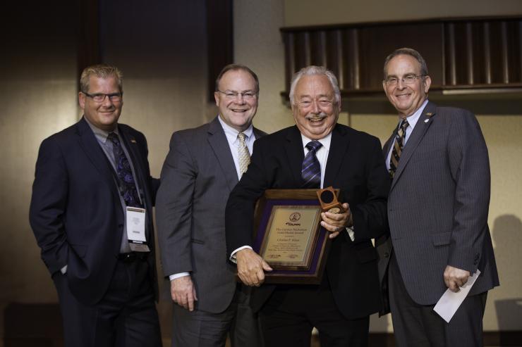 TAPPI awards Klass lifetime achievement award