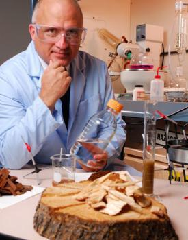 Ragauskas on Team Investigating  Lignin Conversion to Biodiesel Fuel
