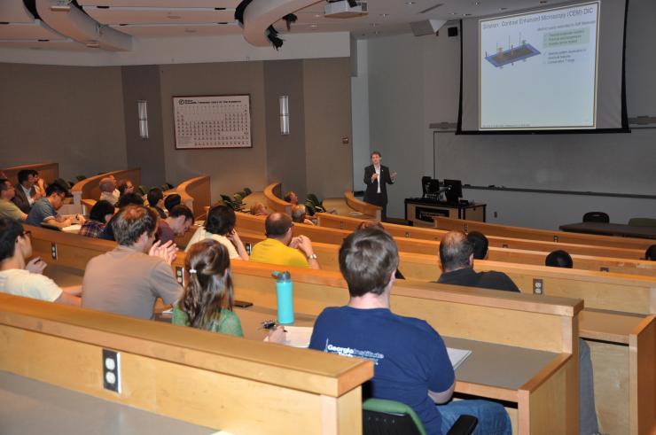 Youngblood, Jeffrey RBI seminar
