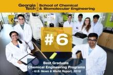 ChBE rises in US grad rankings