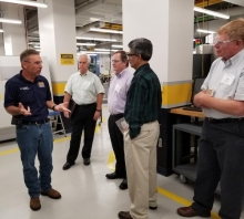 RBI Members' Council tours labs across GT