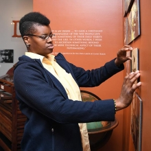 Jerushia Graham, Robert C. Williams Museum of Papermaking