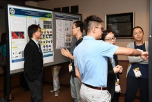 Emerging Pathways poster session